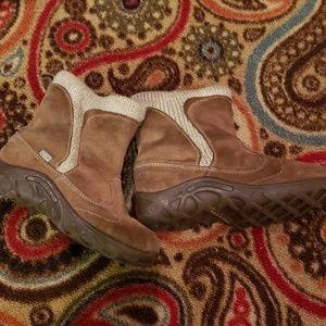 Kids Merrell Jungle Moc Casual Boot